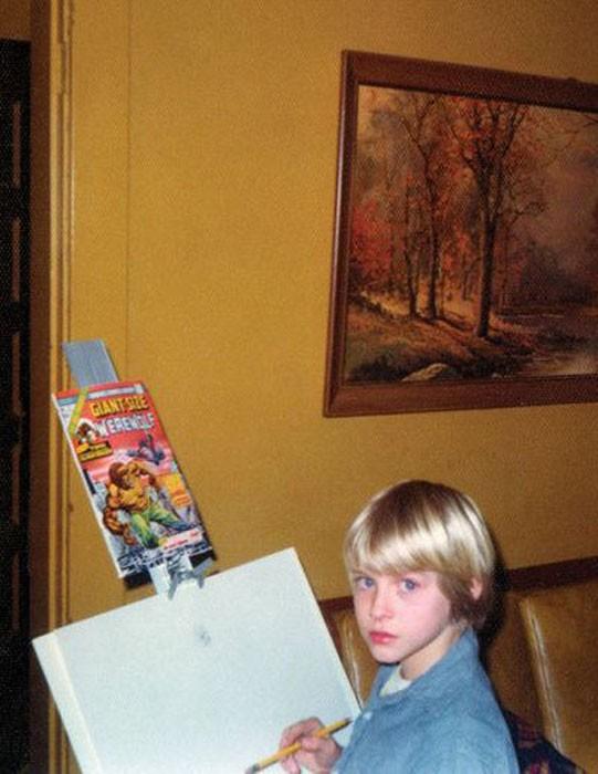 016 Kurt Cobain