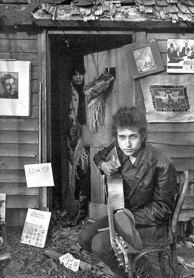 018 Боб Дилан, 1966
