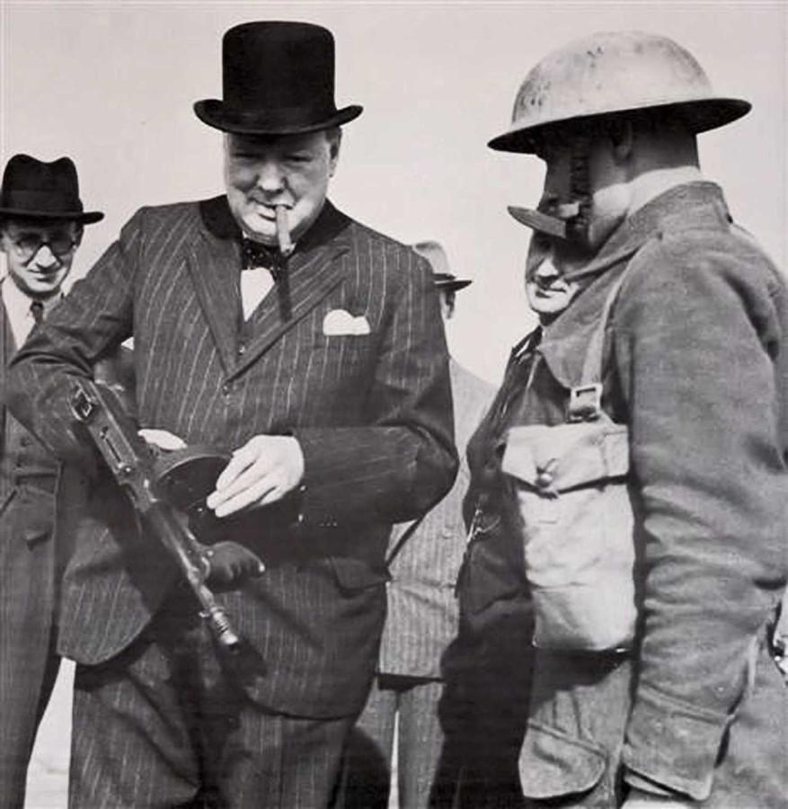 019 Уинстон Черчилль