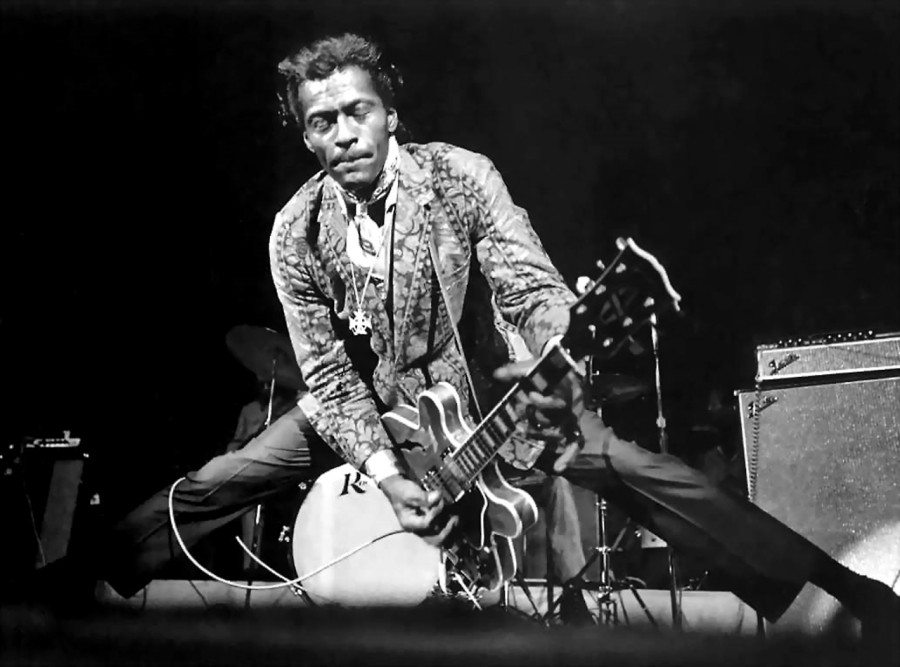 006 Chuck Berry Rocks…