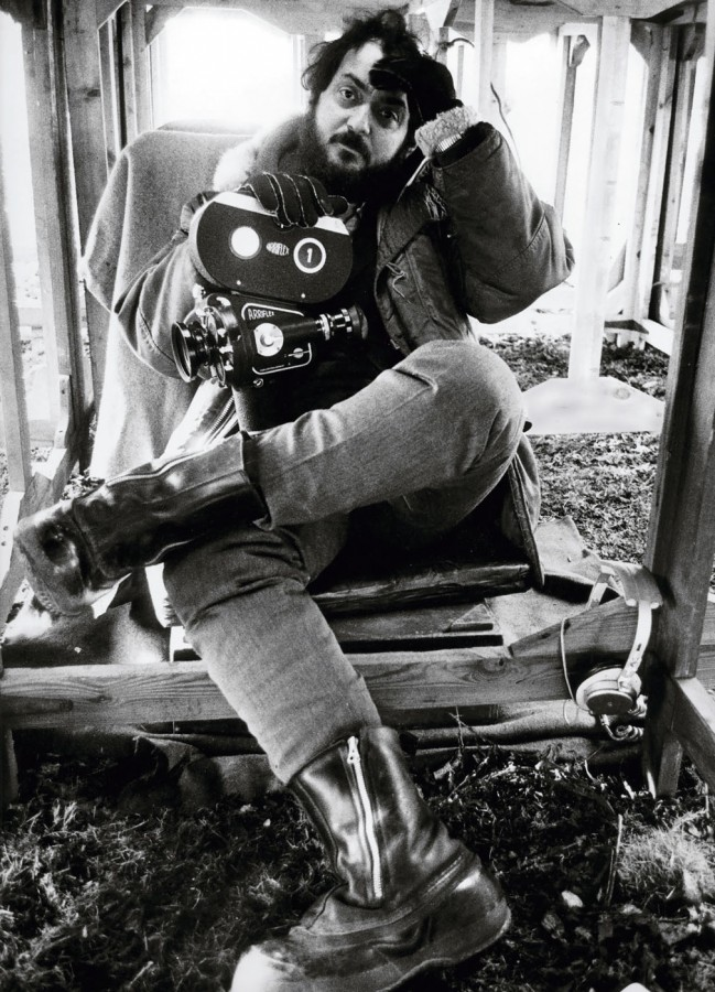 021 Stanley Kubrick - photo by Dimitri Kasterine - 1969