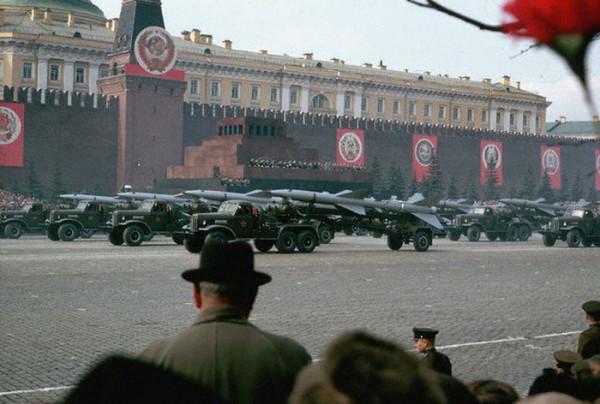 056 Военный парад на Красной площади