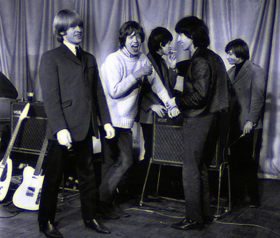 018 The Rolling Stones - 1966