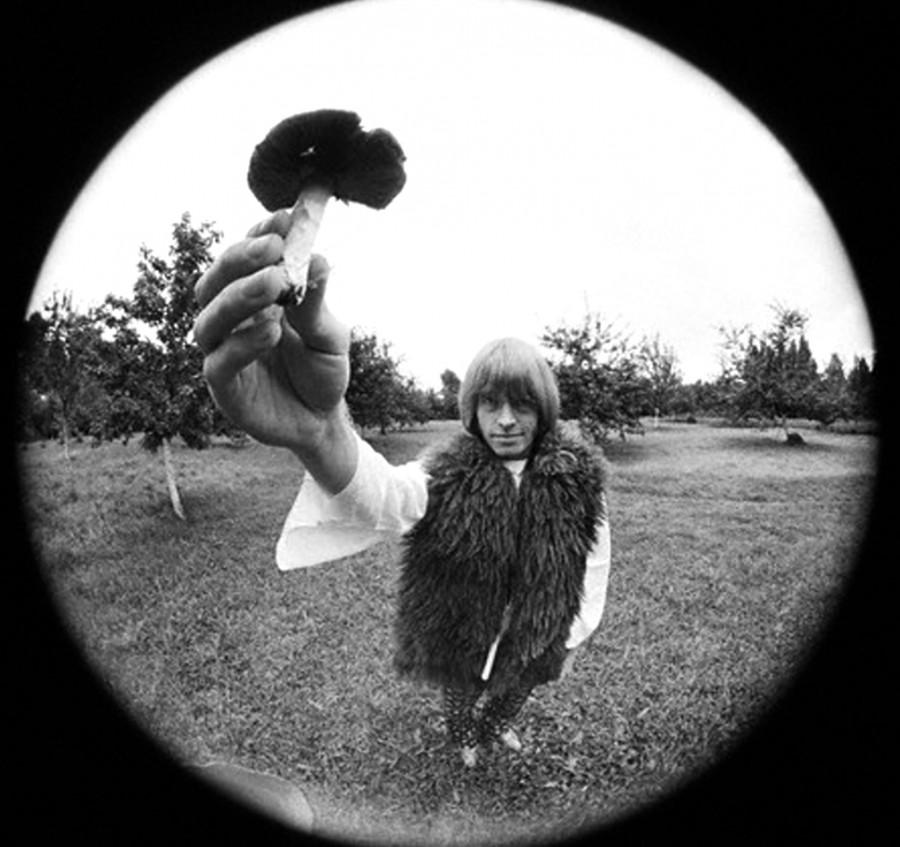 021 Брайан Джонс, 1967