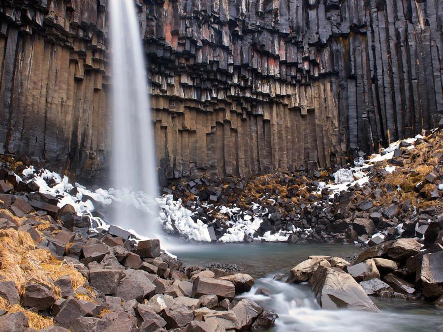 Национальный парк Skaftafell, Исландия