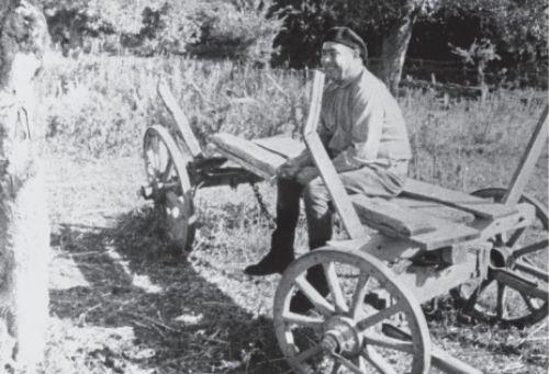 Брежнев в Подмосковье. 1969 г.