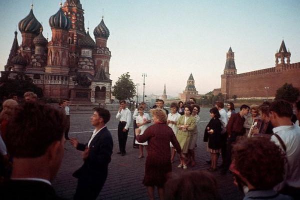 065 Выпускники на Красной площади