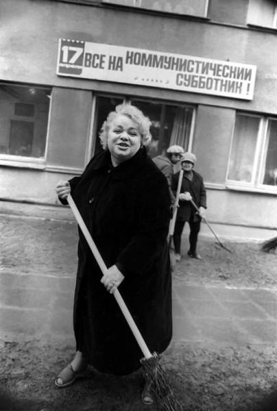 Наталья Крачковская. Автор Гневашев Игорь, 1980