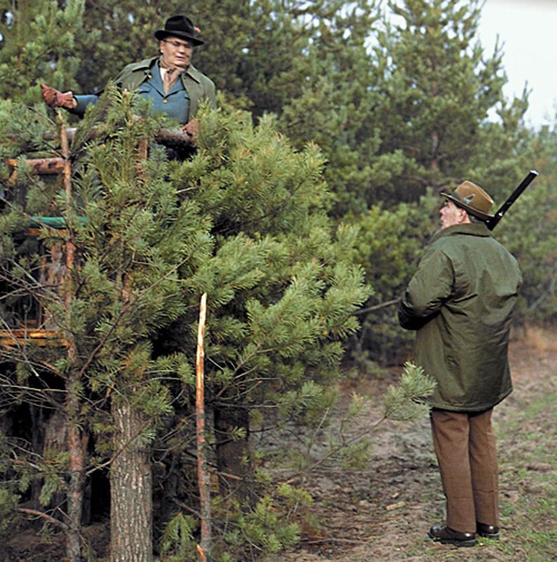 Л.И. Брежнев и руководитель Югославии Иосип Броз Тито. 1979 г.