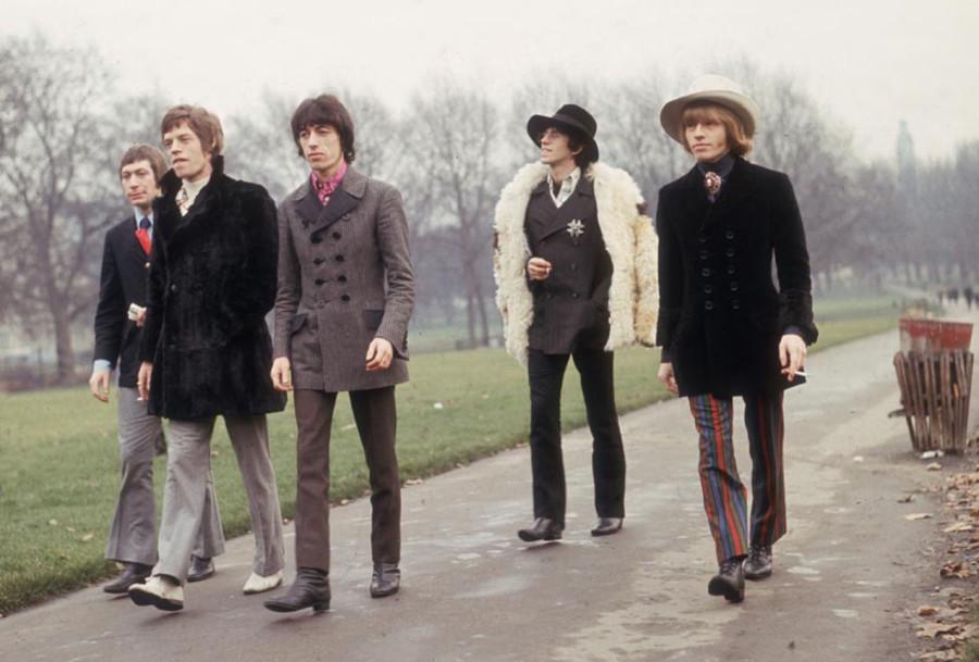 001 The Rolling Stones - Лондон - 1967