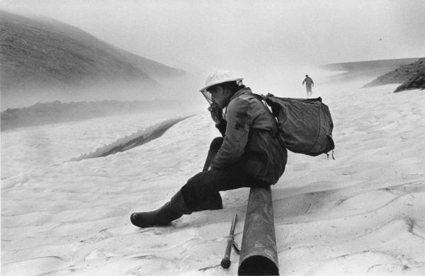 Геолог. Автор Петрухин Сергей, 1977