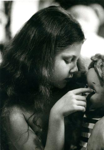 Любимая кукла. Автор Филиппов Николай, 1971