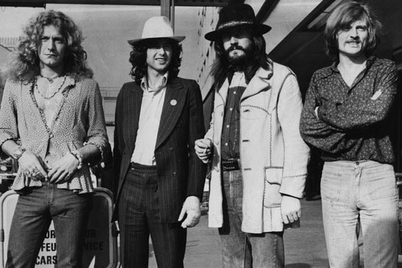 10 Led Zeppelin