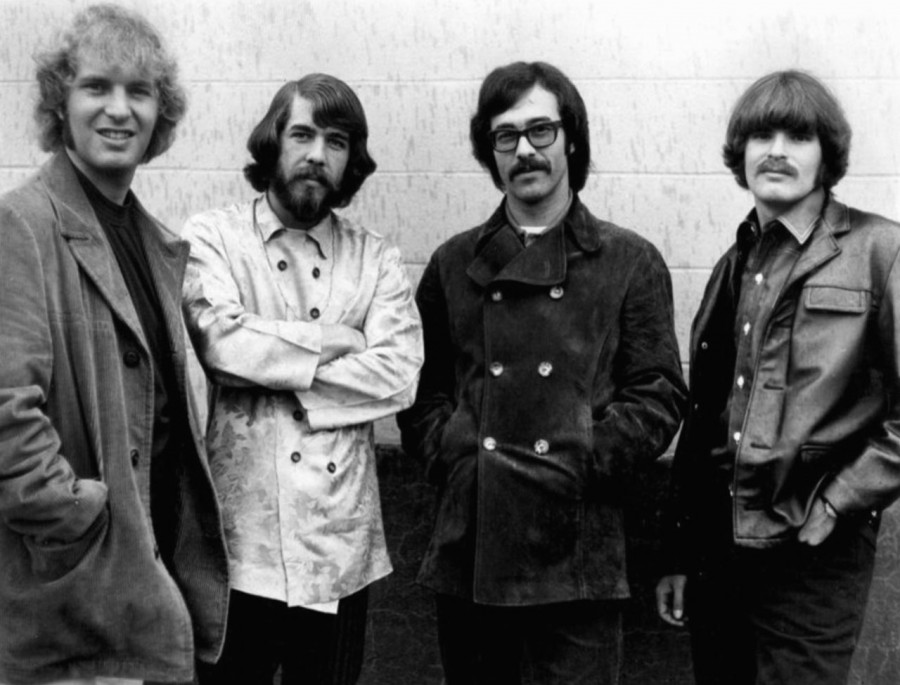 11 Creedence Clearwater Revival, 1968