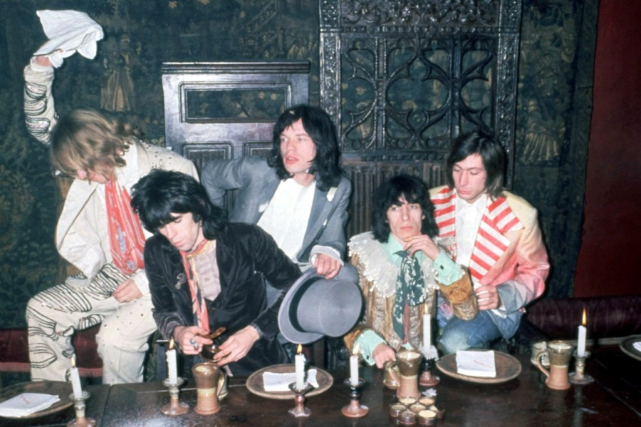 14 The Rolling Stones, 1968