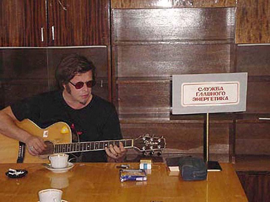 018 Борис Гребенщиков  2000