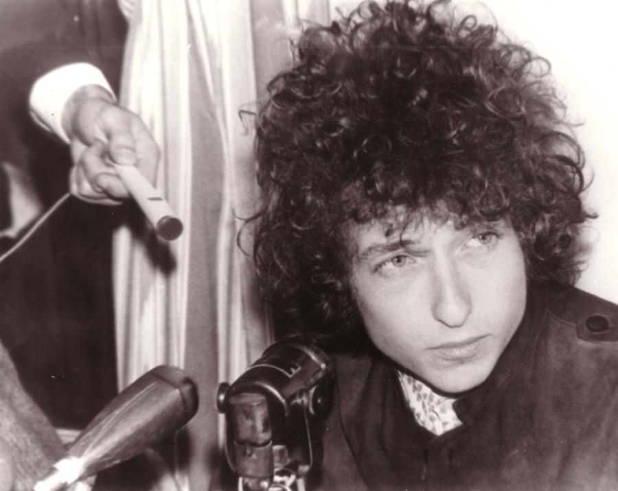 515 Боб Дилан - Париж пресс-конференция - 1966
