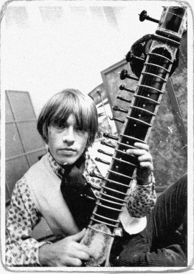 519 Брайан Джонс - 1966