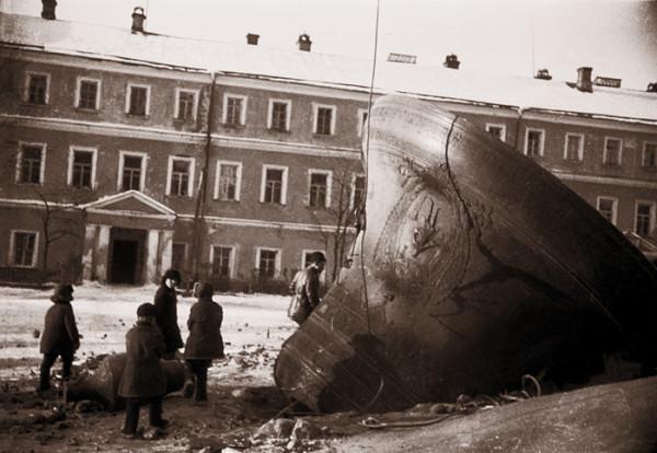Когда били колокола. Загорск. 1930 г. Фото М. М. Пришвина