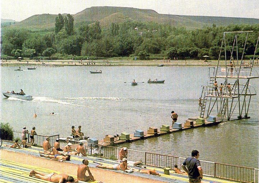Кисловодское озеро