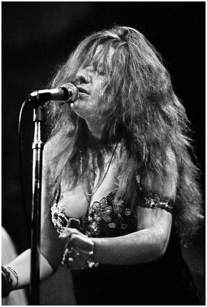 183 Дженис Джоплин - Род-Айленд - фото Элиот Лэнди - 1968