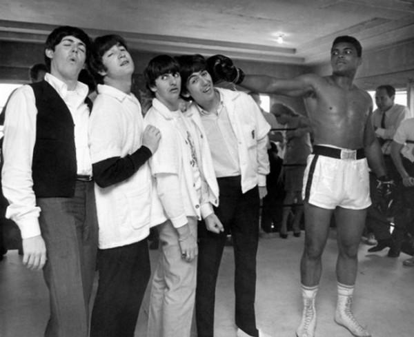 190 The Beatles и Мохаммед Али, 1964
