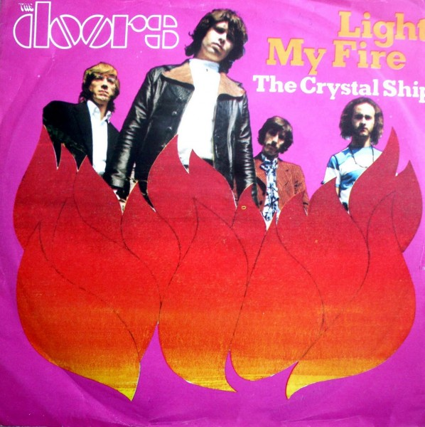 "191 The Doors - ""Light My Fire"" - 1967"