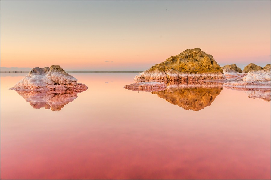 Парящие камни Кояшского озера