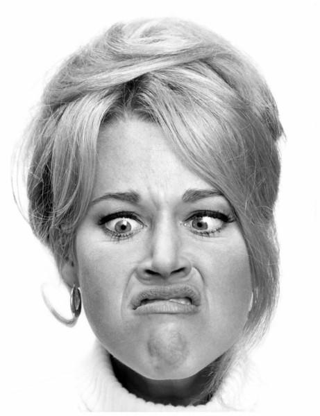193 Джейн Фонда - фото Вилли Риццо - 1966