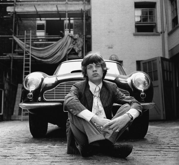 204 Мик Джаггер - 1966