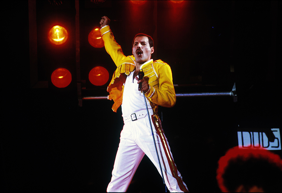 «Queen» - «The show must go on»