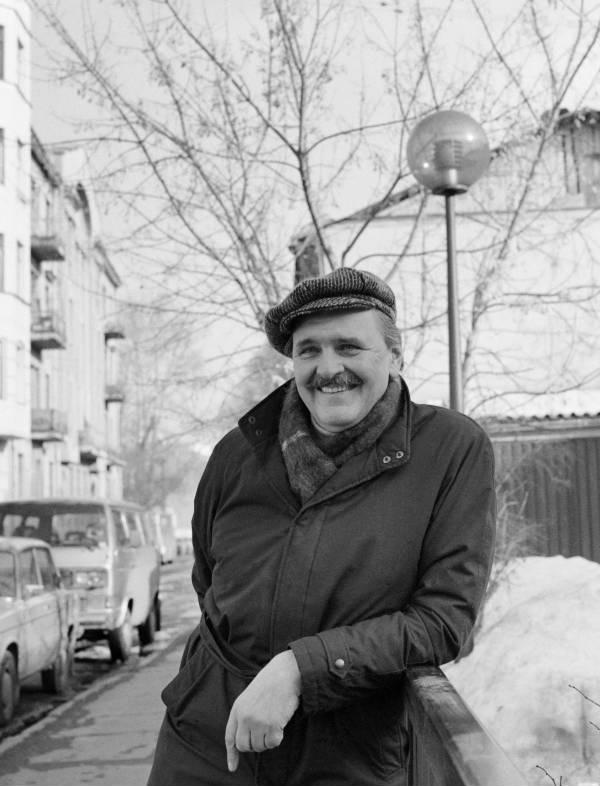 Юрий Яковлев   1987