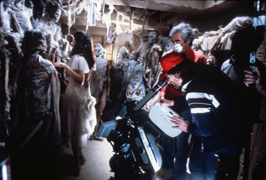 in Raiders of the Lost Ark