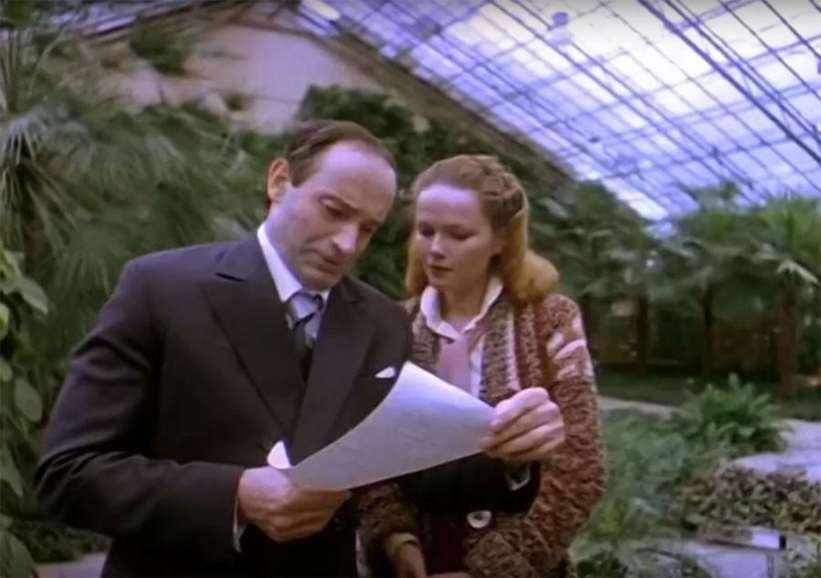 Первый брачный договор в истории советского кино
