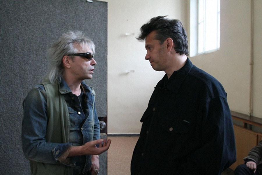Кинчев  и Борзыкин