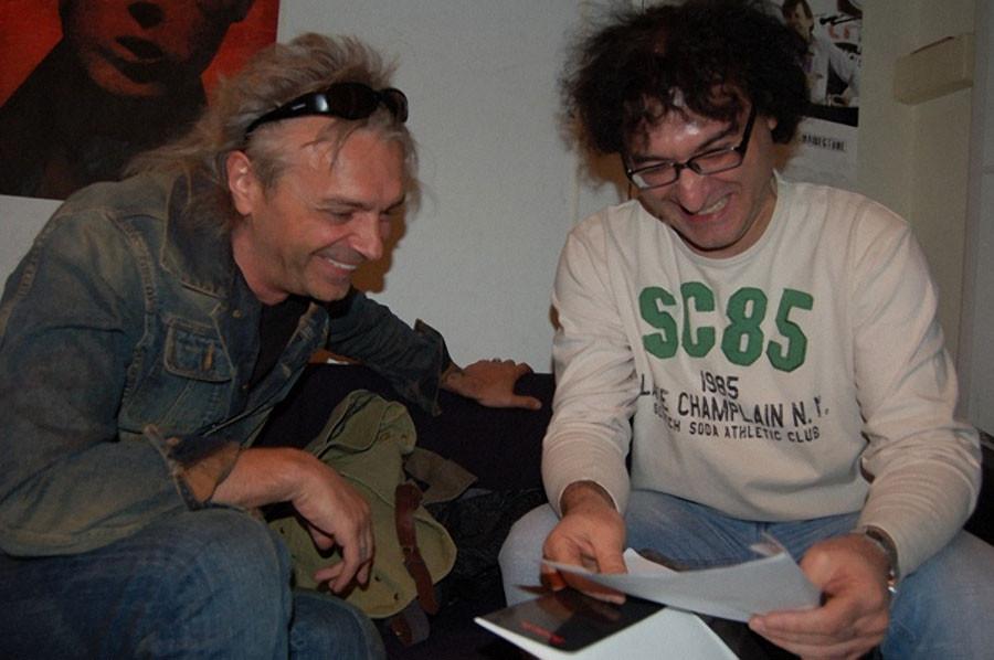 Кинчев и Григорян