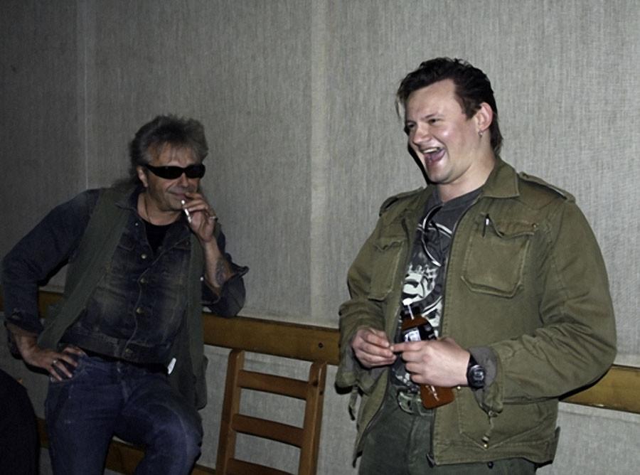 Кинчев и Князев