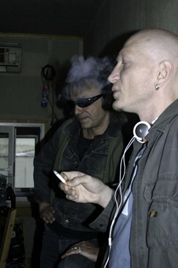 Кинчев и Фёдоров