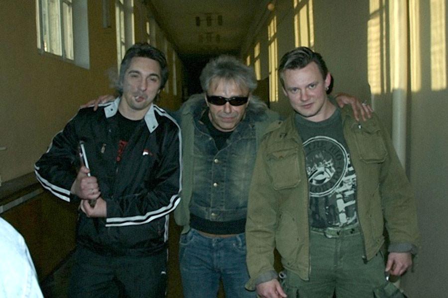 Кинчев, Горшенёв и Князев