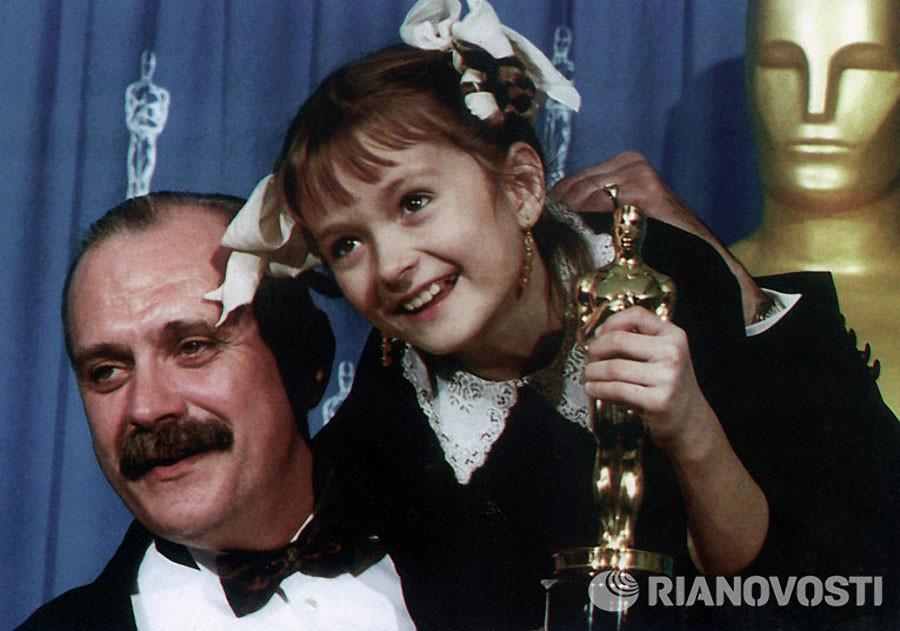 Надя Михалкова