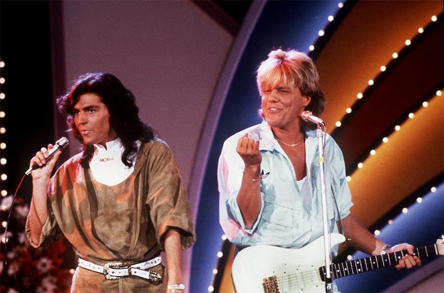 Одна из самых популярных групп 80-х 006
