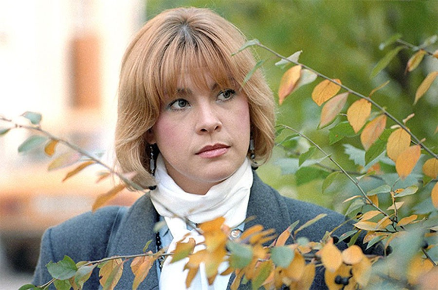 Татьяна Догилева. 1987 год