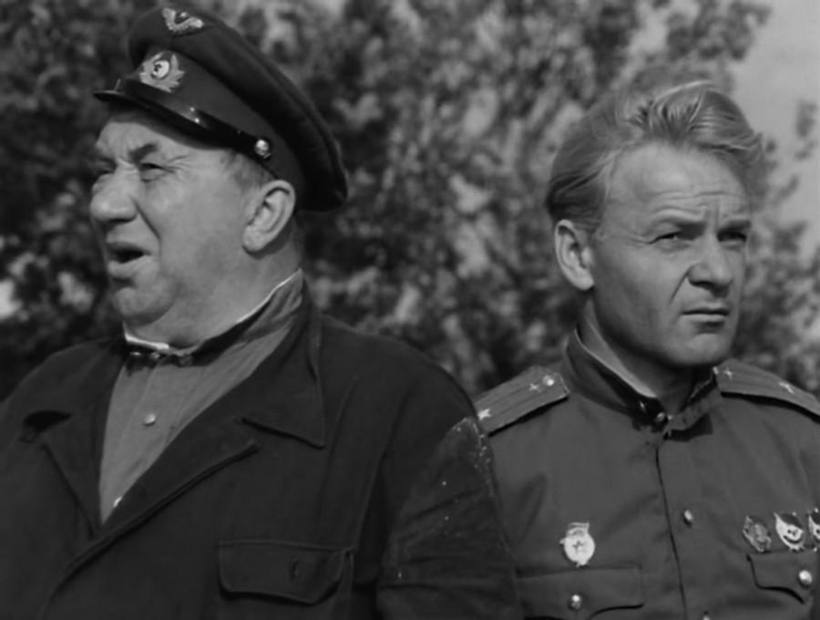 В бой идут одни старики (цветное изображение) (1973) dvd-9