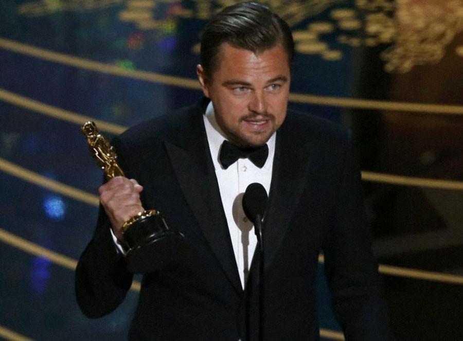 ДиКаприо дали Оскар!!!
