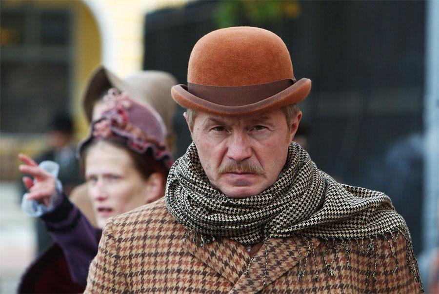 как шерлок холмс познакомился с доктором ватсоном