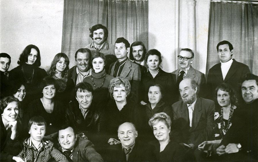 Андрей Александрович в Мичуринском государственном театре драмы