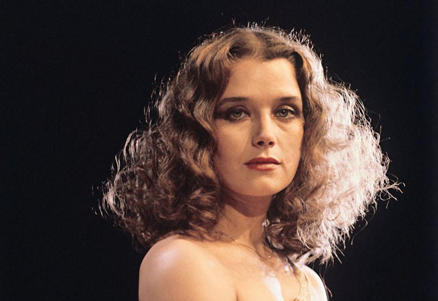 Ирина Алферова. 1984 год