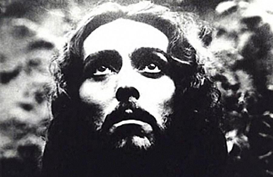 Фотопроба Валерия Лентьева на роль Иисуса Христа