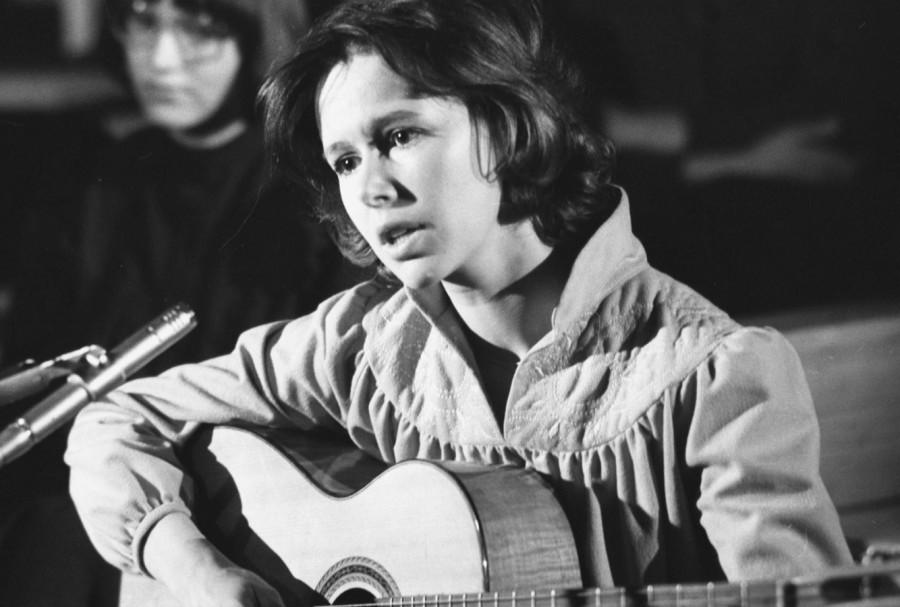 Евгения Симонова. 1985 год