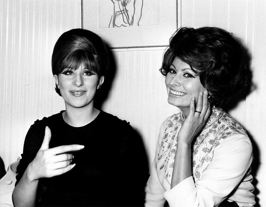 Софи и  Барбара